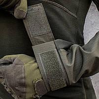 Рубашка UBACS тактическая S.W.A.T. ARMY OLIVE, фото 5