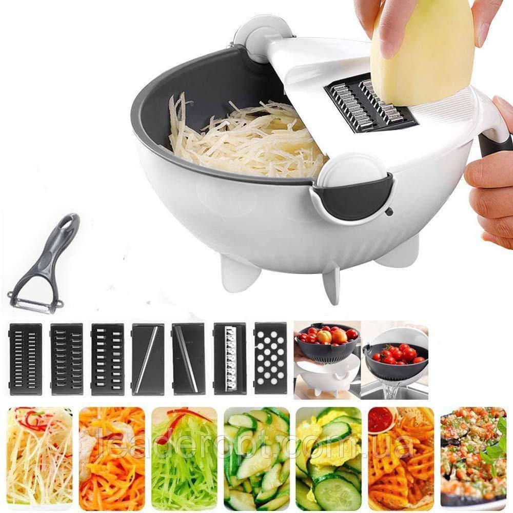 [ОПТ] Овощерезка Wet basket vegetable cutter