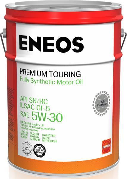 Масло моторне ENEOS SN/RC 5W-30, 20 літрів