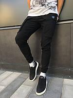 Карго штаны LC черные