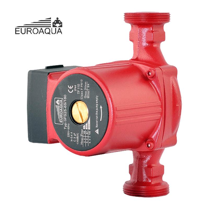 Циркуляционный насос GPS25 - 6S/180 Euroaqua