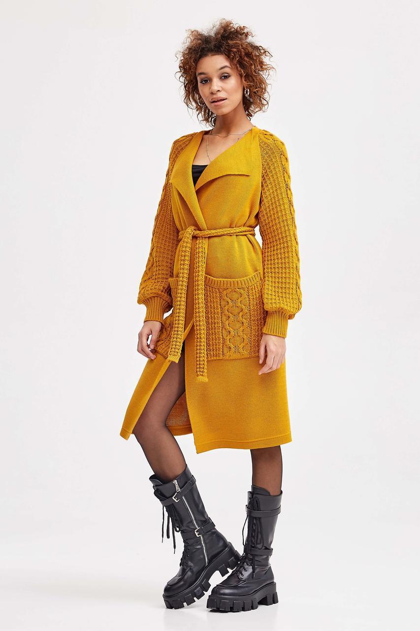 Модный кардиган  44-48 размер 2020