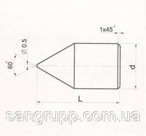 Пластина напайная 34150 ВК8, Т5К10, Т15К6