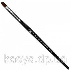 Пензель для гелю Moyra Master Gel Brush Series Long