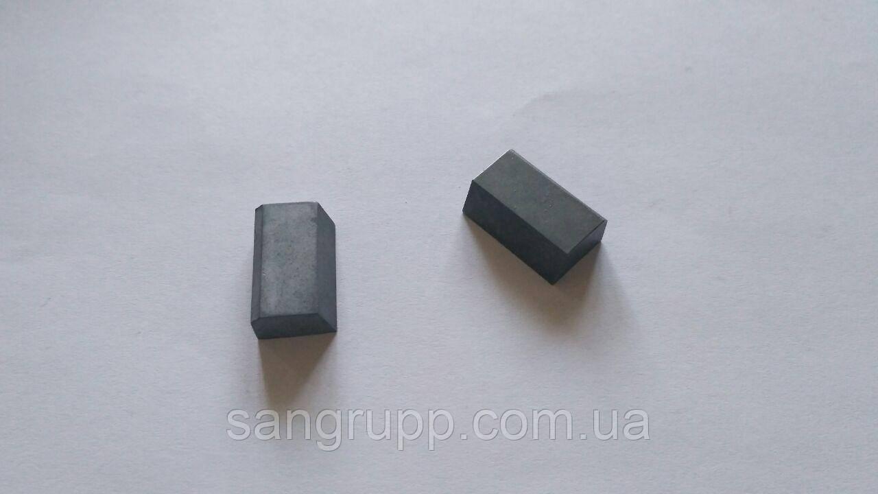 Пластина напайная 61151 ВК8, Т5К10, Т15К6