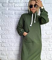 Платье худи KT573b