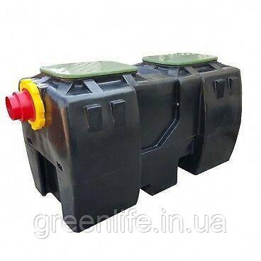 Сепаратор нафтопродуктів OIL 20, сепаратор нафти, ( продуктивність 20 л/с)