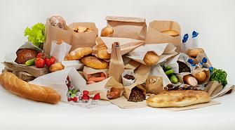 Пакеты саше используются для хлеба, выпчеки, колбас, и прочего