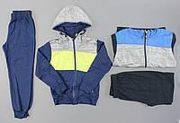 {есть:4 года} Трикотажный костюм-двойка для мальчиков F&D,, фото 1