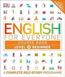 English for Everyone 2 Beginner Course Book