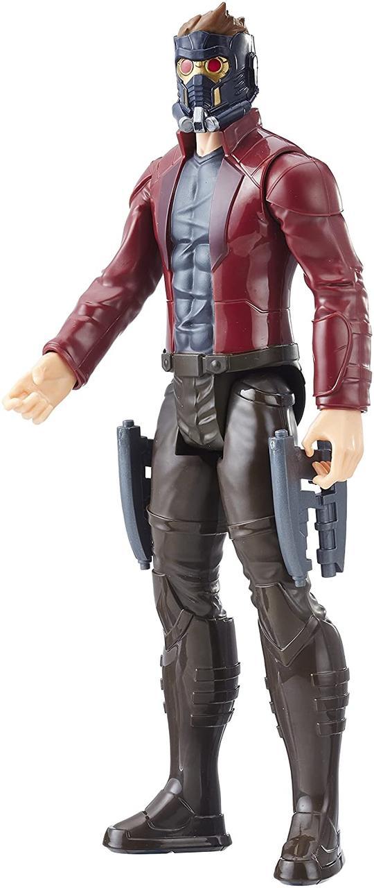 Фігурка Hasbro Зоряний Лорд, Вартові Галактики, Марвел 30 см - Star Lord, Marvel, Titan Hero Series