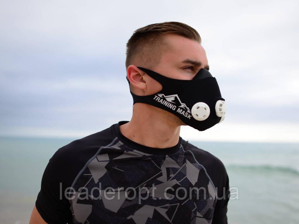 [ОПТ] Тренировочная маска Elevation training mask 2.0