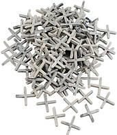 Крестики для плитки Mastertool - 2 мм (200 шт.)