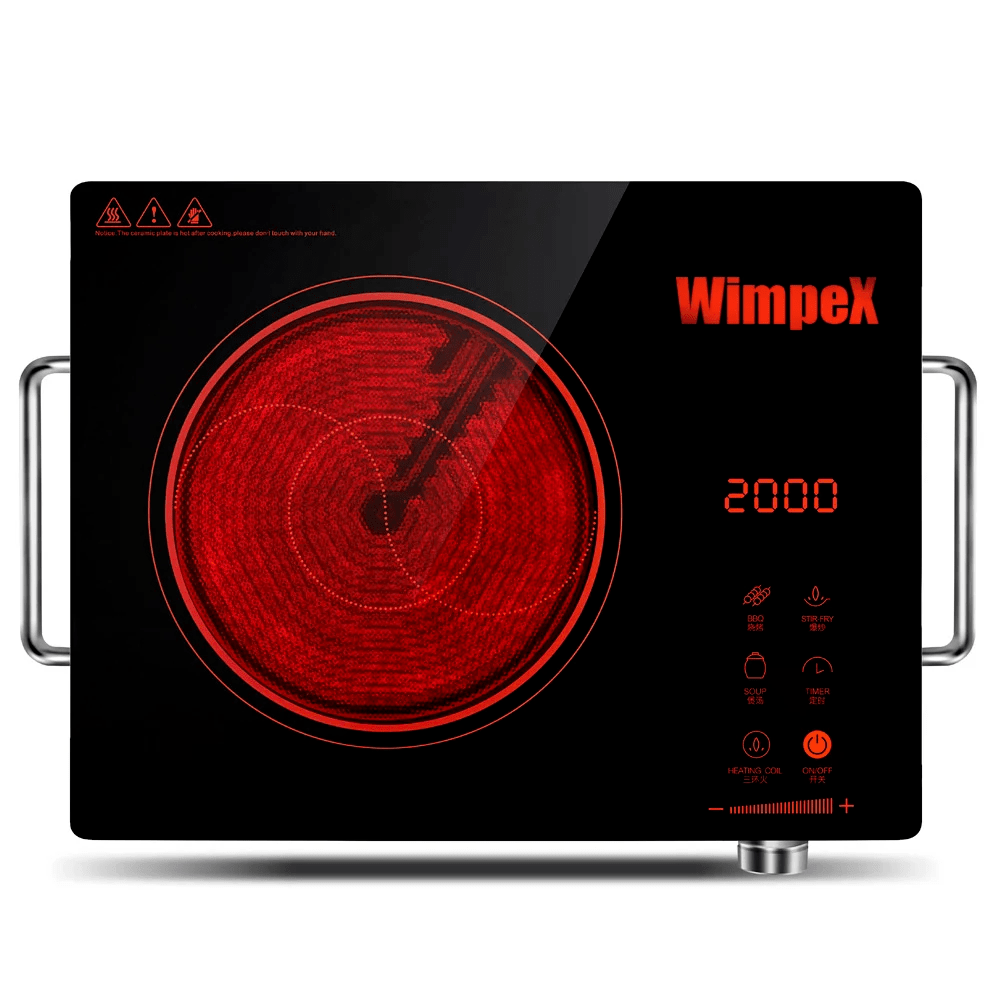 Інфрачервона настільна плита Wimpex WX 1324