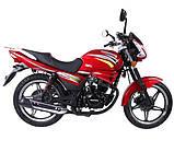 Мотоцикл Musstang Region MT150 red (Мусстанг Регион МТ150 красный), фото 3
