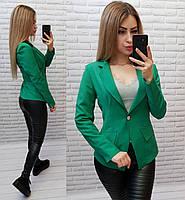 Пиджак / жакет с подкладкой рукав длинный S1084/2, фото 1