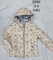 {есть:5/6 лет} Куртка для девочек Lemon Tree, 3/4-7/8 лет. Артикул: 2940 [5/6 лет]