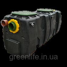 Сепаратор нефтепродуктов OIL SB 5/25,  сепаратор нефти, ( производительность 25 л/с)