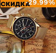 Оригинальные мужские часы Curren (разные цвета)