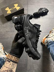 Мужские кроссовки Under Armour Scorpio Black White