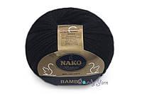 Nako Bamboo & Casmira, Черный №217