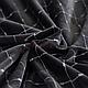Чехол на диван эластичный Микрофибра 2-х местный, HomyTex Темно-серый, фото 6