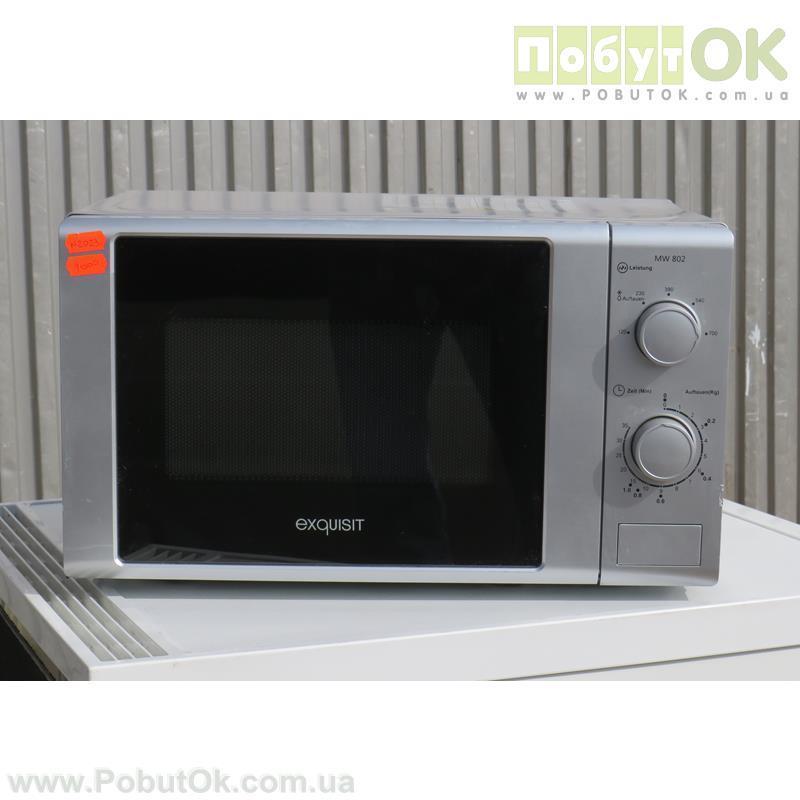 Микроволновая Печь EXQUUISIT MW 802 Si