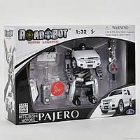Трансформер RoadBot 52020 (24) свет, на батарейках, в коробке