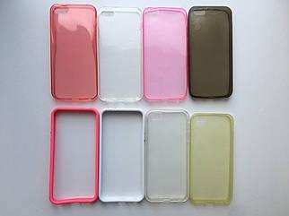 Силиконовый  чехол накладка для iPhone 5/5s/se - Распродажа