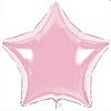 """Фольгована зірка """"18"""" (45см) рожевий"""