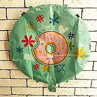 """Фольгована кулька """"Пончик"""""""