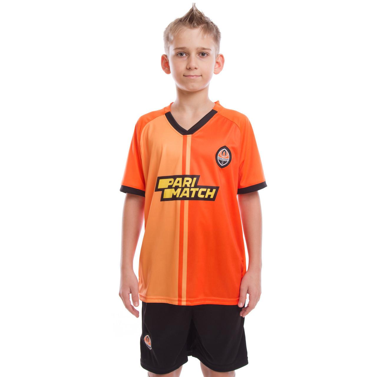Форма футбольная детская  ШАХТЕР домашняя 2020 Sport CO-1286 размер 24