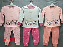 {есть:1 год 80 СМ} Пижама для девочек Setty Koop, Артикул: PJM036 [1 год 80 СМ]