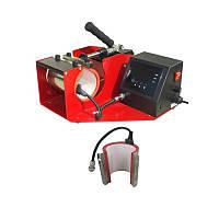 Термопресс для кружек MP-70CA горизонтальный (2 элемента)