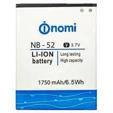 Аккумулятор (Батарея) для Nomi NB-52 i501 Style (1750 mAh)