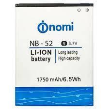 Аккумулятор (Батарея) для Nomi NB-52 i501 Style (1750 mAh) Оригинал