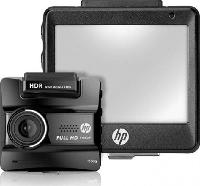 Видеорегистратор HP F550g Черный (23339)