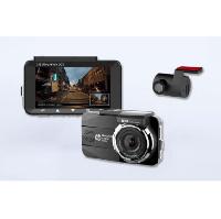 Видеорегистратор HP F890G Dual Kit Черный (22084)