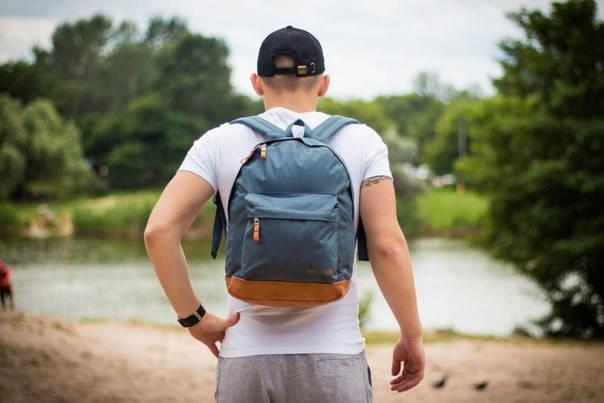 Рюкзак спортивный, модный, удобный, фото 2