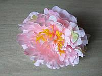 Бутон пиона розовый для рукоделия, декора, оформления фото-зоны