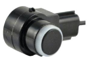 Датчик парковочного радара сенсор CYCLON 4WS Black (1401)