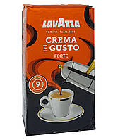 Кофе молотый Lavazza Crema e Gusto Forte 250 г внутренний рынок (21)