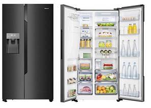 Холодильник HISENSE RS694N4TF2, фото 2