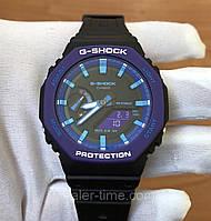 Часы Casio G-Shock GA-2100THS-1ADR Carbon Core Guard Special Color