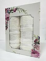 Набор полотенец - Турция (банное и лицевое)