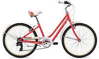 Велосипед Giant Liv Flourish 24 пурпурний, жовтий (GT)