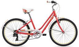 Велосипед Liv Flourish 24 пурпурный, желтый (GT)