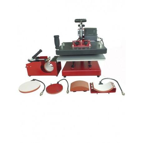 5в1 (38x38) Термопресс многофункциональный DCH-500
