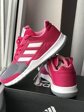 Детские кроссовки Адидас Оригинал Adidas Fortagym K Shoes, фото 2