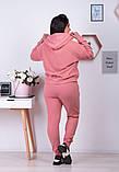 Спортивный костюм трикотаж ангора батник+штаны размер: от 48 до 62, фото 6
